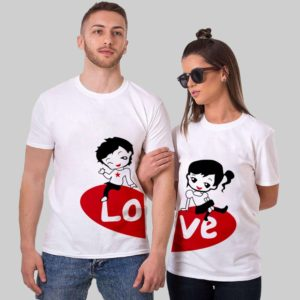Love Couple Tshirts