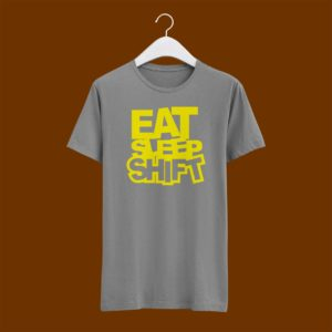 Eat Sleep Shift Premium Tshirt