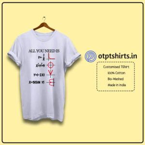 maths t shirts