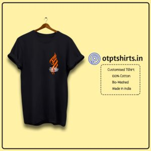 Om tshirt cotton