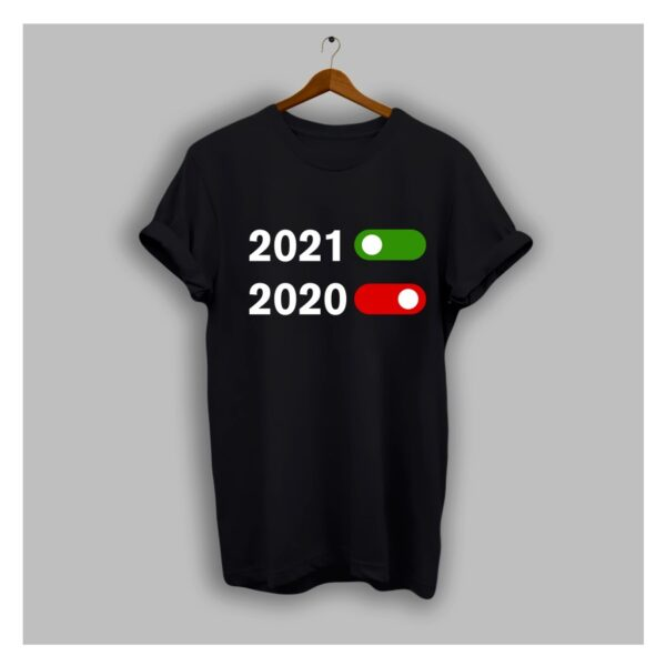 New year 2021 tshirt
